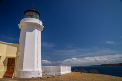 Lighthouse in Antisiranana Royalty Free Stock Photography