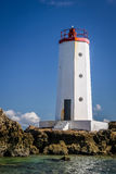 Lighthouse in Antisiranana Royalty Free Stock Images