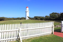 Lighthouse in Australia Royalty Free Stock Photos