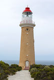 Lighthouse in Australia Stock Image