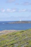 Lighthouse at Australian coast Royalty Free Stock Photos