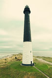 Lighthouse on Baltic sea. Saaremaa, Estonia Royalty Free Stock Images