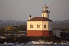 Lighthouse Bandon Oregon Stock Images