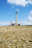 Lighthouse at Barfleur Stock Image