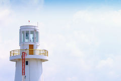 Castle Point Lighthouse Royalty Free Stock Images