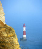 Lighthouse, Beachy Head Royalty Free Stock Photography