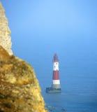 Lighthouse, Beachy Head Royalty Free Stock Photography