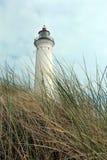 Lighthouse in Blavand. Denmark Stock Image