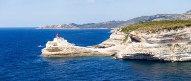 The Lighthouse of Bonifacio Royalty Free Stock Photography