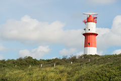 Lighthouse at Borkum Royalty Free Stock Images