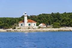 Lighthouse Brac Stock Photo