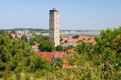 Lighthouse the Brandaris Stock Image