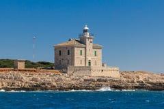 Lighthouse Brijuni Stock Photo