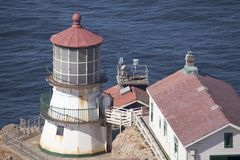Lighthouse Buildings Royalty Free Stock Images