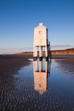 Lighthouse, Burnham-on-Sea, Somerset,  UK Stock Image