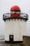 Lighthouse in Burry Port Harbour, Burry Port Royalty Free Stock Photo