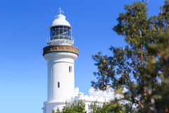 Lighthouse at Byron Bay Royalty Free Stock Image