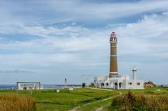 Lighthouse of Cabo Polonio - Uruguay stock images