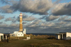 Lighthouse in Cabo Polonio, Uruguay Royalty Free Stock Images