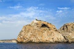 Lighthouse Cabrera Stock Image