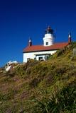 Lighthouse on California coast Stock Photos