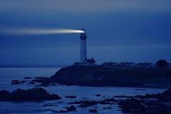 Lighthouse in California Stock Photos
