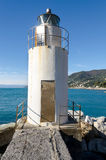 Lighthouse at Camogli Royalty Free Stock Image