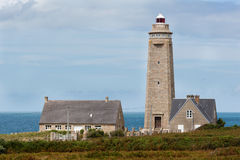 Lighthouse cap levi Stock Image