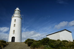 Lighthouse Cape Bruny Tasmania Stock Photos