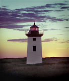 Wood End Lighthouse,cape cod royalty free stock photo
