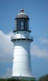 Lighthouse, Cape Elizabeth, ME stock photo