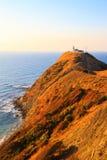 The lighthouse at Cape Emine, Bulgaria Royalty Free Stock Photo