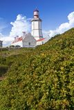 Lighthouse of Cape Espichel Stock Photography