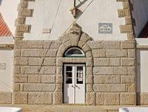 Lighthouse, Cape Espichel, Portugal Stock Photo