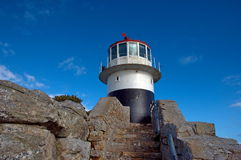Lighthouse on Cape of Good Hope Royalty Free Stock Photo