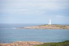 Lighthouse Cape Leeuwin Coast Australia Royalty Free Stock Images
