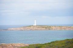 Lighthouse Cape Leeuwin Ocean Australia Royalty Free Stock Photo