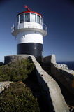 Lighthouse on cape point Stock Images