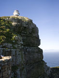Lighthouse At Cape Point Royalty Free Stock Image