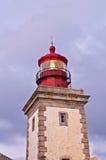 Lighthouse cape of roca, Portugal Stock Photos