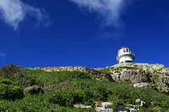 Lighthouse at Cape Town, South Africa Stock Photo