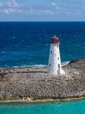 Caribbean Lighthouse royalty free stock photography
