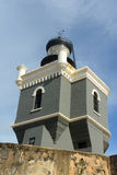 Lighthouse at Castillo San Felipe del Morro, San Juan Stock Images