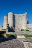 Lighthouse of Castro Urdiales Royalty Free Stock Photo