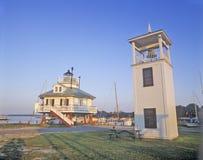 Lighthouse, Chesapeake Bay, Maryland Royalty Free Stock Image