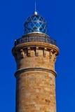 Lighthouse of Chipiona, Cadiz Royalty Free Stock Photo