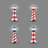Lighthouse Collection Stock Photos