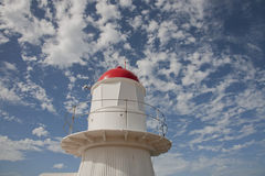 Lighthouse in Cooktown Royalty Free Stock Image
