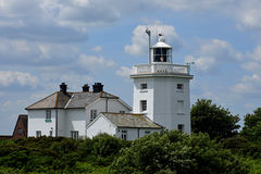 Lighthouse, Cromer, Norfolk, England Royalty Free Stock Photography