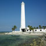 Lighthouse, Cuba Royalty Free Stock Photos